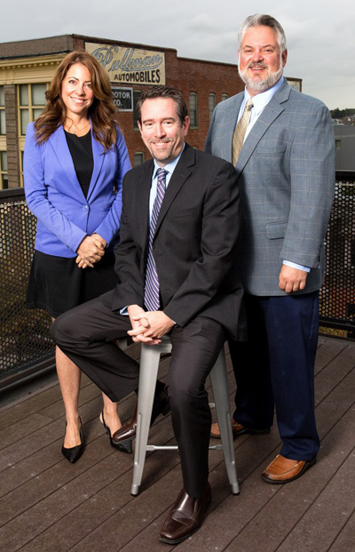 Three Workers' Compensation lawyers