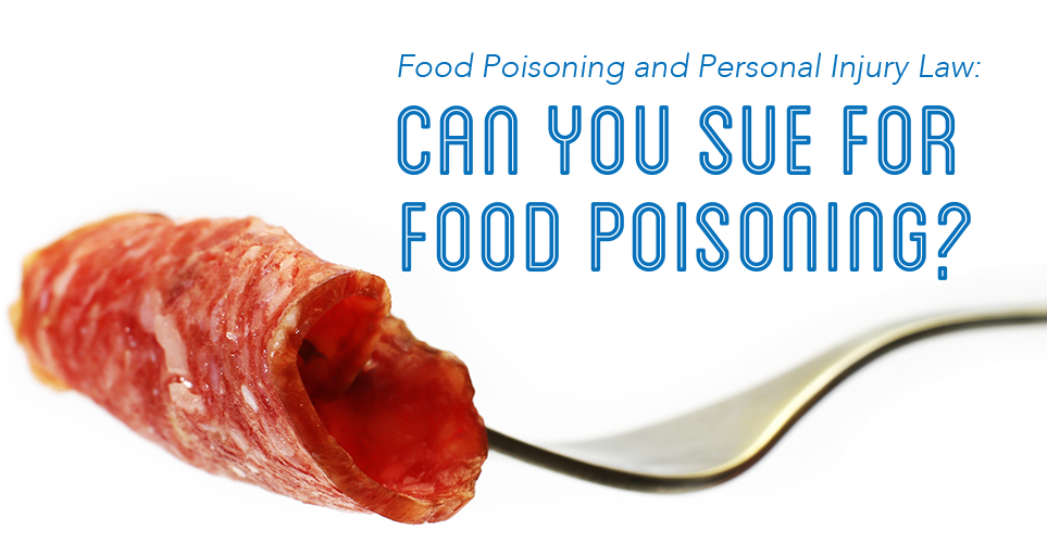 Can You Sue for Food Poisoning?