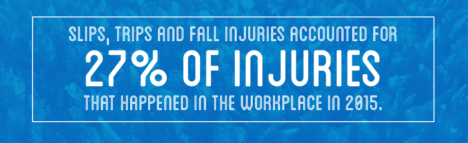 causes of slips trips and falls in the workplace