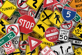 6 Road Signs You Should Never Ignore - Katherman Briggs & Greenberg