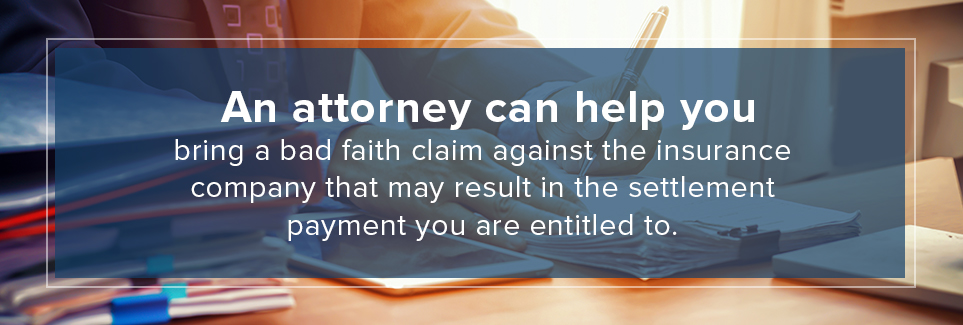 An Attorney Can Help You