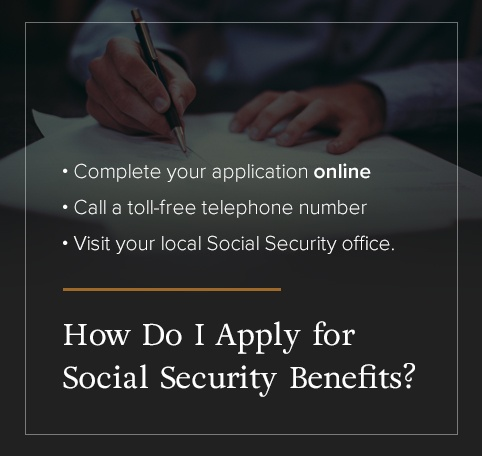 Steps to Apply for Social Security Benefits