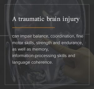 Traumatic brain injury definition