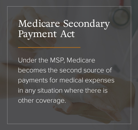 The Medicare Secondary Payment Act