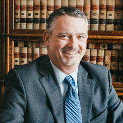 Attorney Brian Strong
