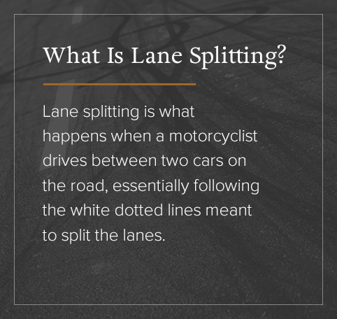What is Lane Splitting?