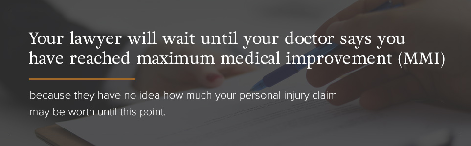 Maximum Medical Improvement (MMI)