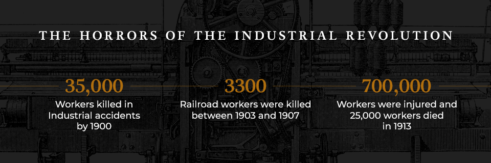 The Horrors of the Industrial Revolution