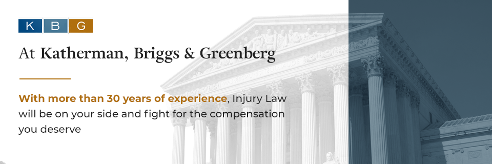 Contact an experienced legal professional at KBG Injury Law.