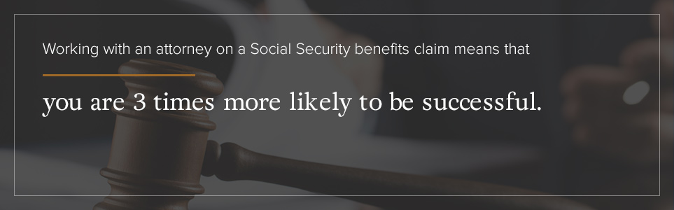 Lawyer Increases Likelihood of Your Claim's Success