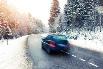 weather driving auto accident