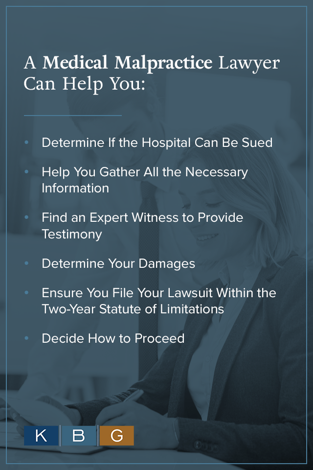 How a Medical Malpractice Lawyer Can Help You
