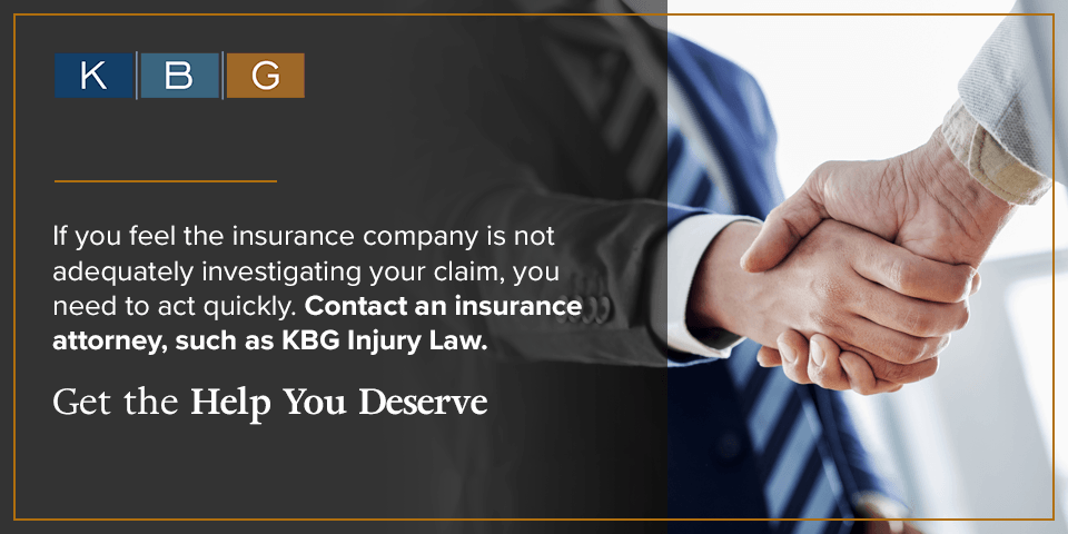 Contact KBG Injury Law to get the help you deserve.