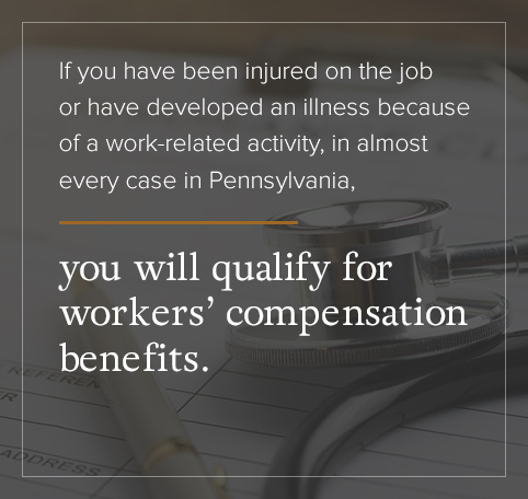 Workers' Compensation in Pennsylvania