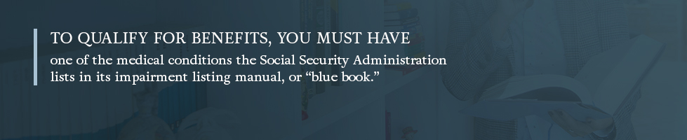Requirements to qualify for social security benefits