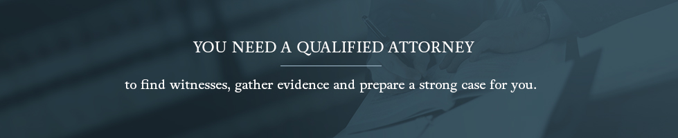 You need a qualified medical malpractice attorney to find witnesses, gather evidence and prepare a strong case