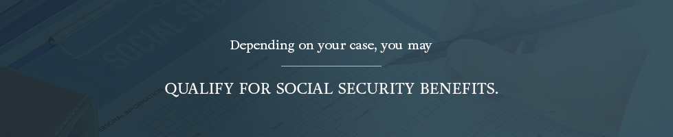 After a head injury you may qualify for social security benefits