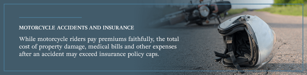 Motorcycle Accidents and Insurance